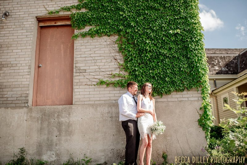 Portraits in downtown Shakopee