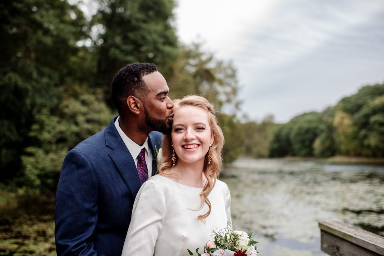 minneapolis camp wedding with jamaican style