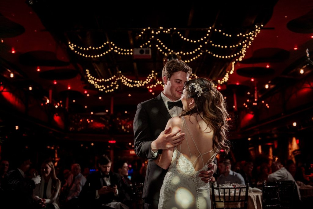 first dance varsity theater wedding minneapolis