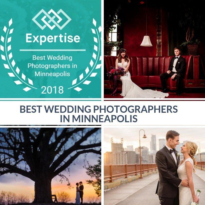 best wedding photographers in minneapolis based on expertise