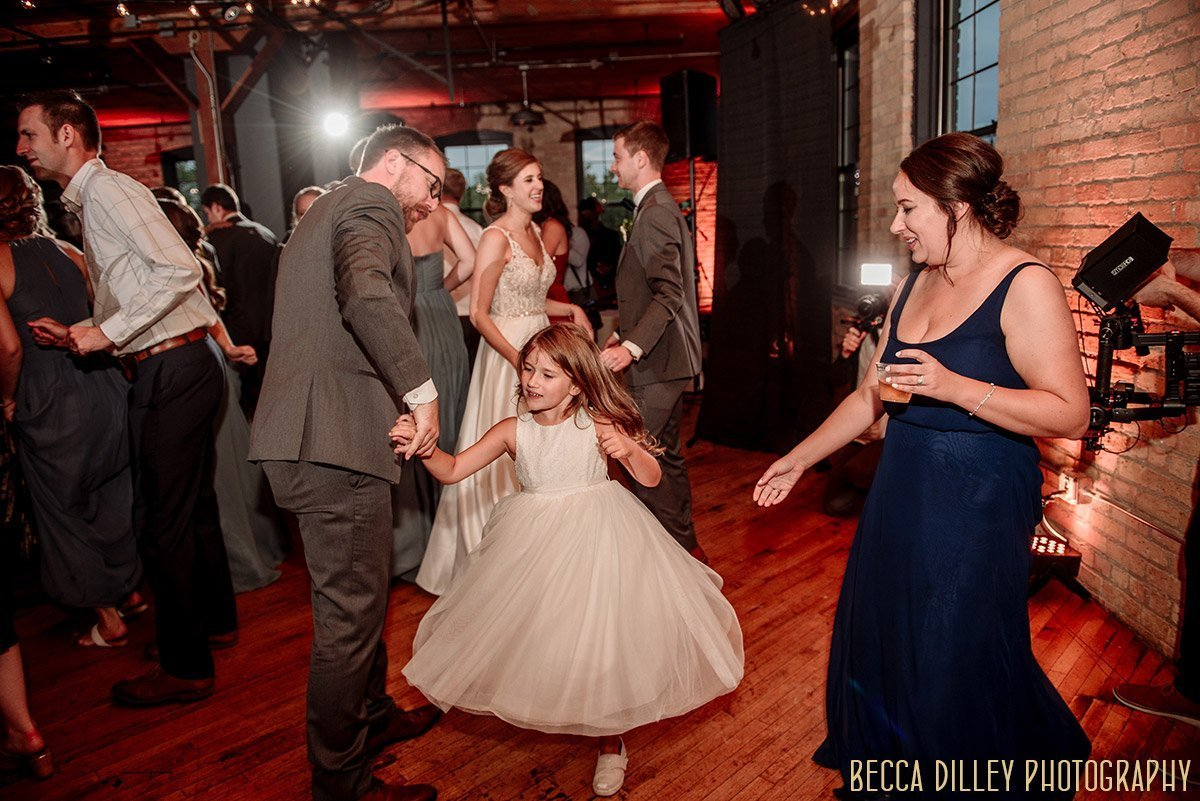flowrgirl dances solar arts wedding