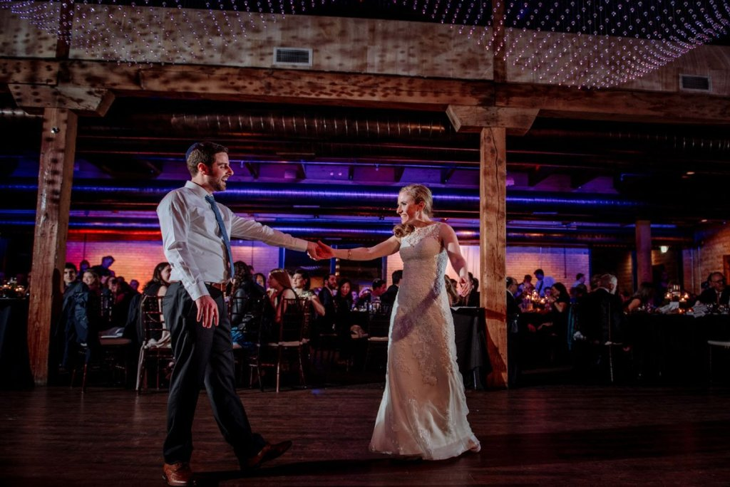 first dance new years eve wedding Minneapolis event center