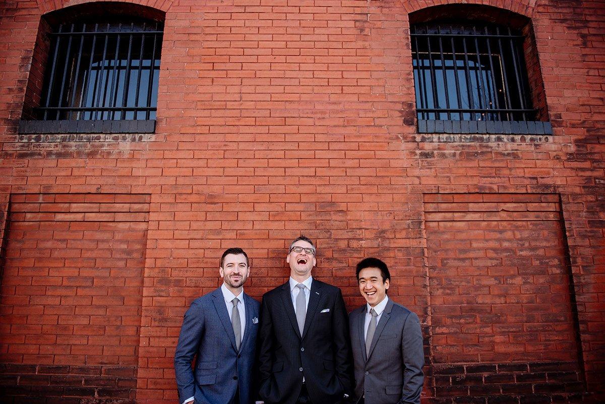 groomsmen aria wedding minneapolis