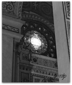 Cee's BW - Backs - St Louis Cathedral