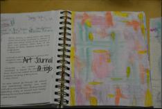 Art Journal - 2-1-14 (Day 22)