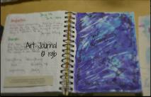 Art Journal - 2-4-14 (Day 25)