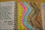 Art Journal - 2-8-14 (Day 29)
