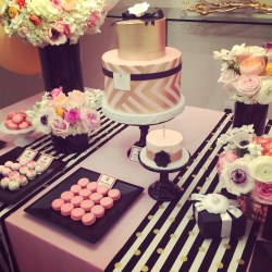 Chanel Inspired Birthday Event