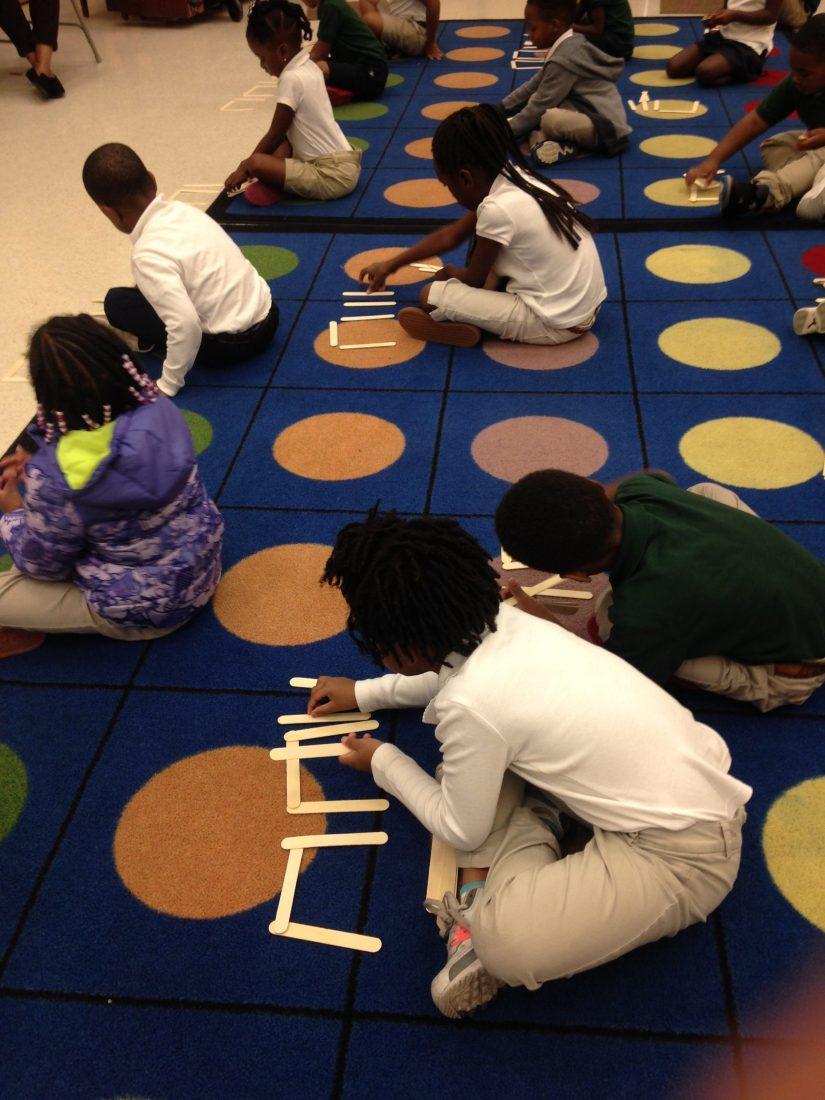 Free K-2 Music Lesson: Rhythm. Becca's Music Room. Free Printable lesson plan for teaching rhythm to elementary music.