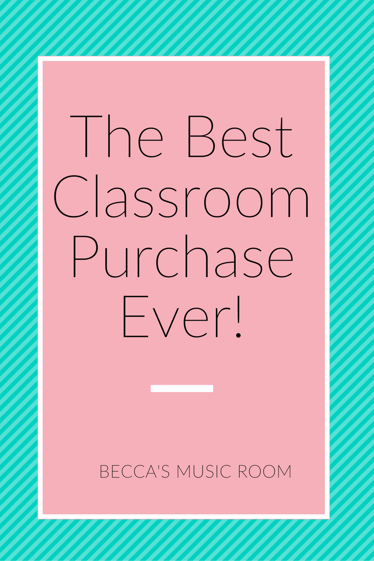 The Best Classroom Purchase Ever! Becca's Music Room. This cart is the answer to my prayers and what keeps me sane. I do not lose things since I bought it. Need more convincing? Read this article to find out more