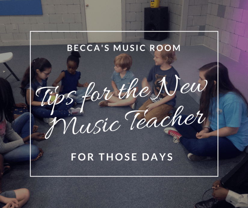 Tips for the New Music Teacher from my first year: Some useful help from my first year teaching elementary music. Becca's Music Room