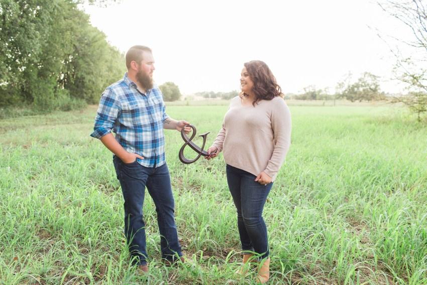 Denton, TX engagement session | Becca Sue Photography - beccasuephotography.com