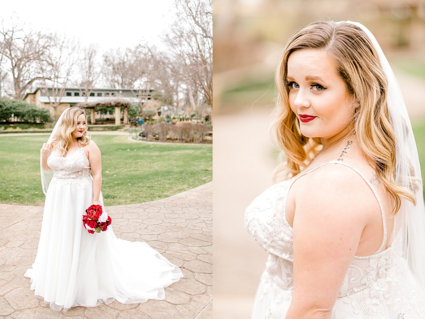 Beauty and the Beast Bridal Session (Grapevine, Texas) | Becca Sue Photography - beccasuephotography.com