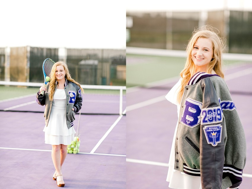 Senior 2019 Reese (Bonham High School) | Becca Sue Photography - beccasuephotography.com