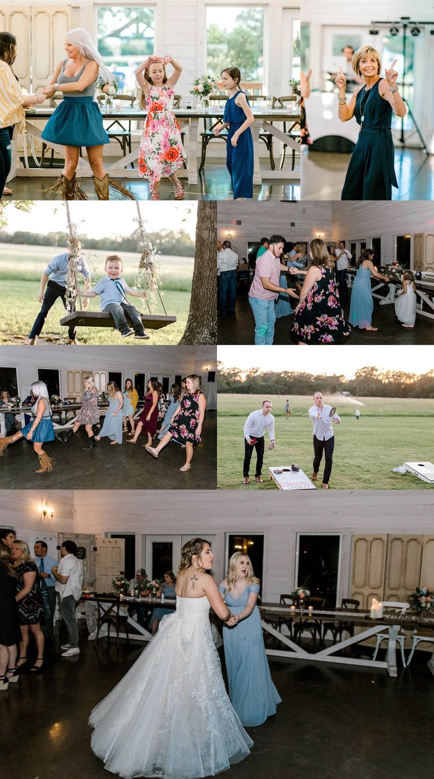 Rustic Chic Spring Wedding (Emory, Texas)   Becca Sue Photography - www.beccasuephotography.com