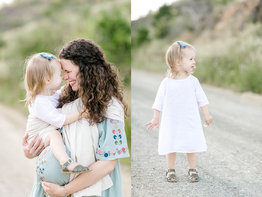 Mountain Maternity Session (Glendale, Oregon) | Becca Sue Photography - www.beccasuephotography.com