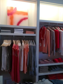 Spring colors in my favorite store. So excited for the change of season!