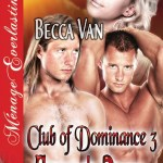 Club Of Dominance 3 – Aurora's Doms - By Becca Van