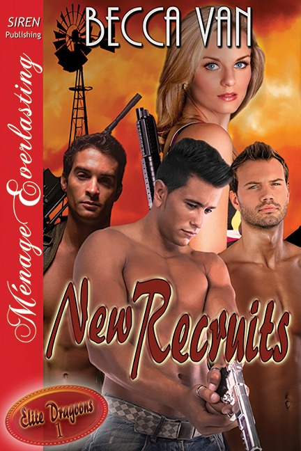 Elite Dragoons 1 – New Recruits – Excerpt