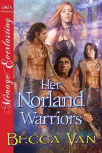 Her Norland Warriors - By Becca Van Erotic Romance