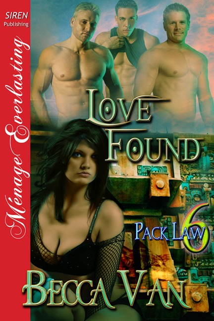 Pack Law 6 – Love Found – Excerpt