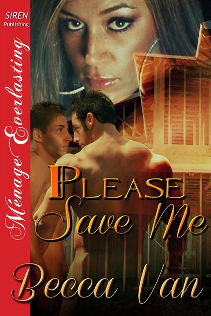 Please Save Me – Blurb