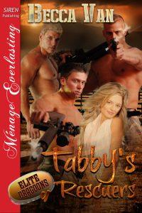 Elite Dragoons 4 – Tabby's Rescuers - By Becca Van