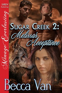 Sugar Creek 2 – Melissa's Acceptance – Excerpt