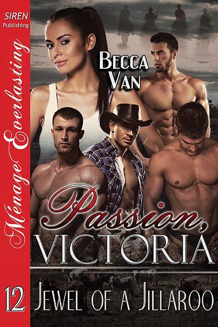 Passion, Victoria 12 – Jewel Of  A Jillaroo – Blurb