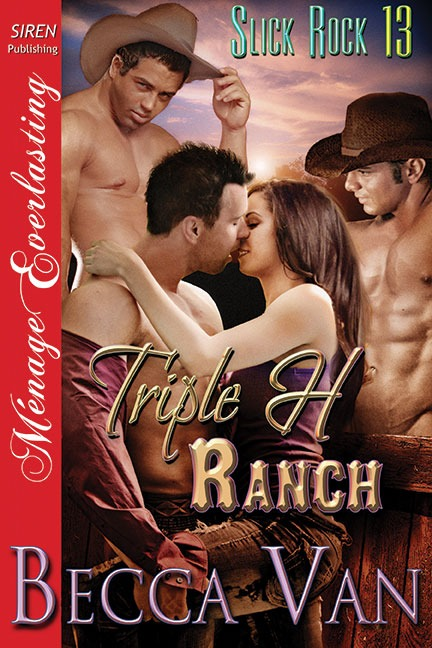Slick Rock 13 – Triple H Ranch – Blurb