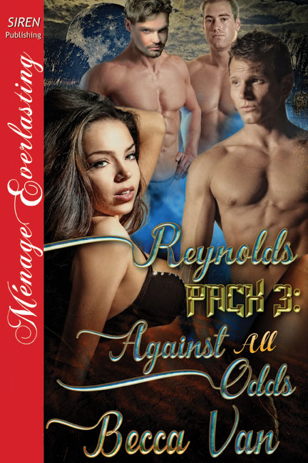 Reynolds Pack 3 – Against all Odds – Blurb
