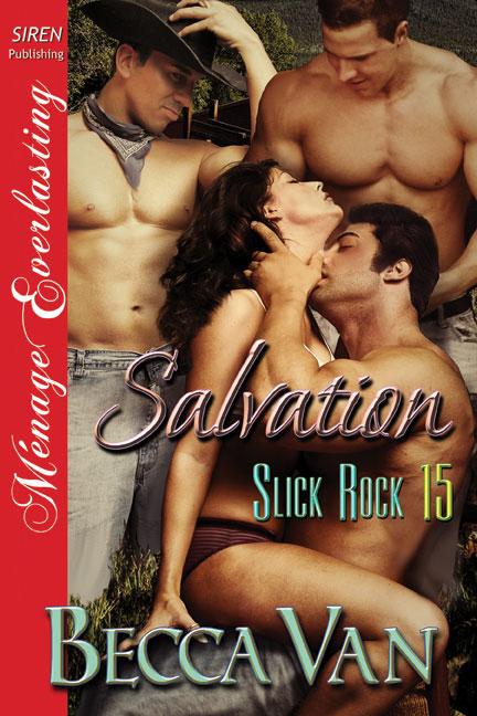 Slick Rock 15 – Salvation – Blurb