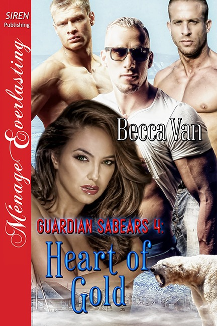 Guardian Sabears 4: Heart of Gold – Blurb