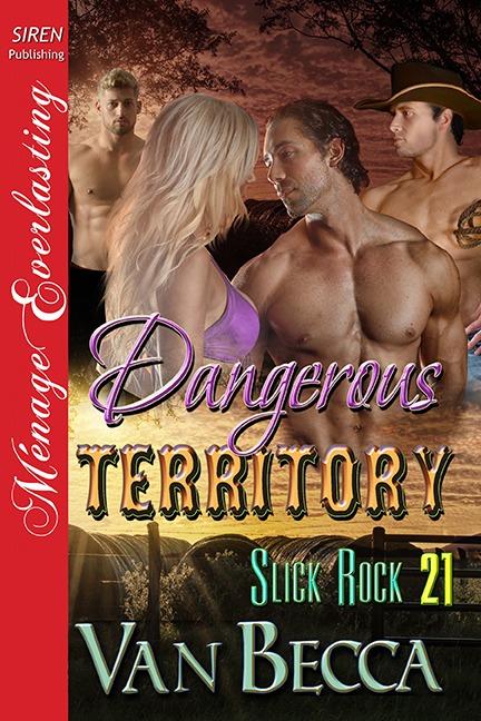 Slick Rock 21 – Dangerous Territory – Blurb