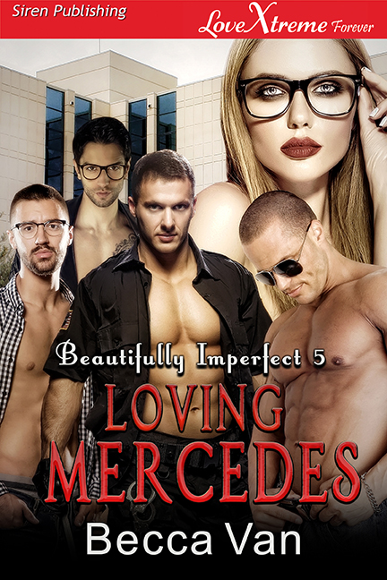 Beautifully Imperfect 5 - Loving Mercedes Cover