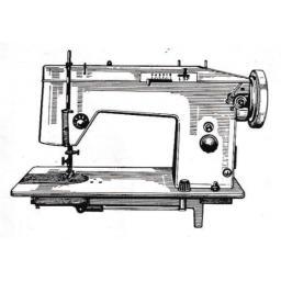 OMEGA Models 433 & 434 Sewing Machine Instruction Manual