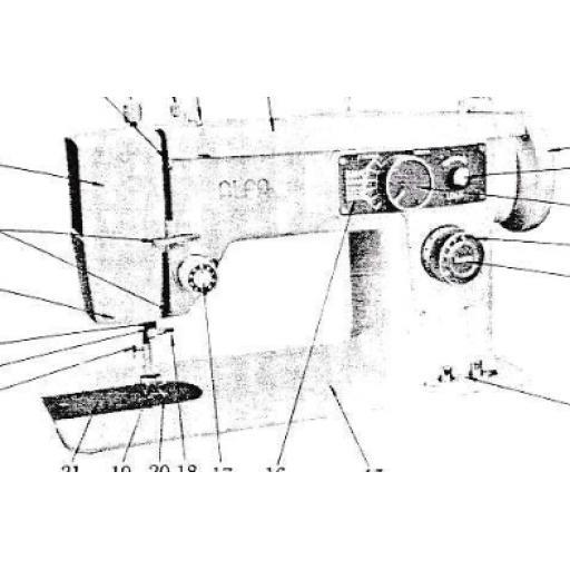 ALFA Models 601 & 603 Instruction Manual (Printed)
