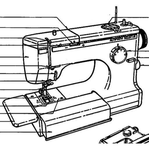 FRISTER + ROSSMANN Cub 4 Instruction Manual (Download)