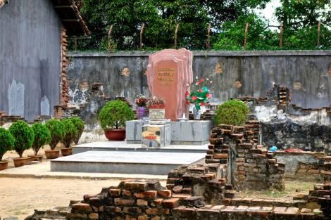Minnesplats för de fängslade.