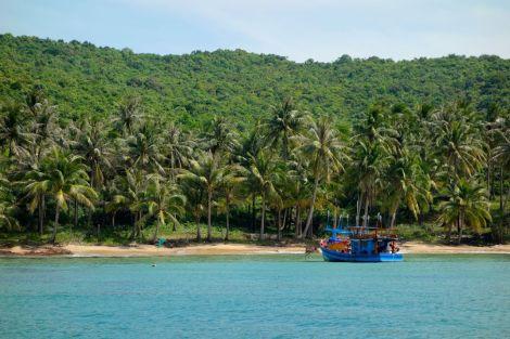 En tur till de södra öarna är vacker, men höjdpunkten är inte snorkling utan den lilla skärgårdens fantastiska öar.