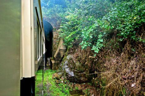 En tunnel med brittisk signatur.