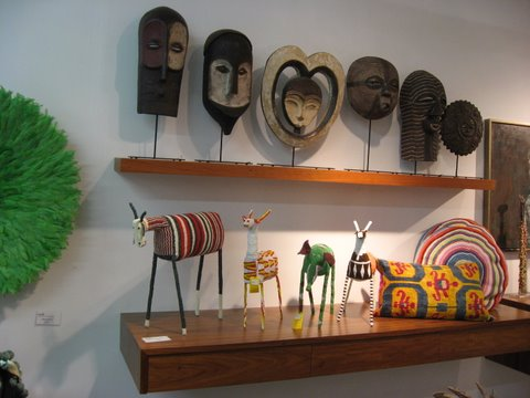 African Beaded Animals from Snob Stuff
