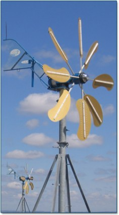 Wind Simplicity — Toronto wind turbine company finalist for ISRI's 'Design for Recycling' Competition