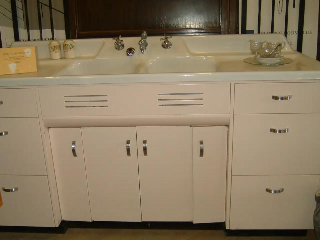 Original ceramic Crane sink