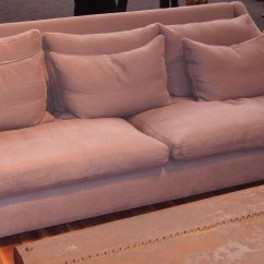Montauk Sofas Donating Sofa To Charity Strives Towards Carbon Neutrality  Bec Green