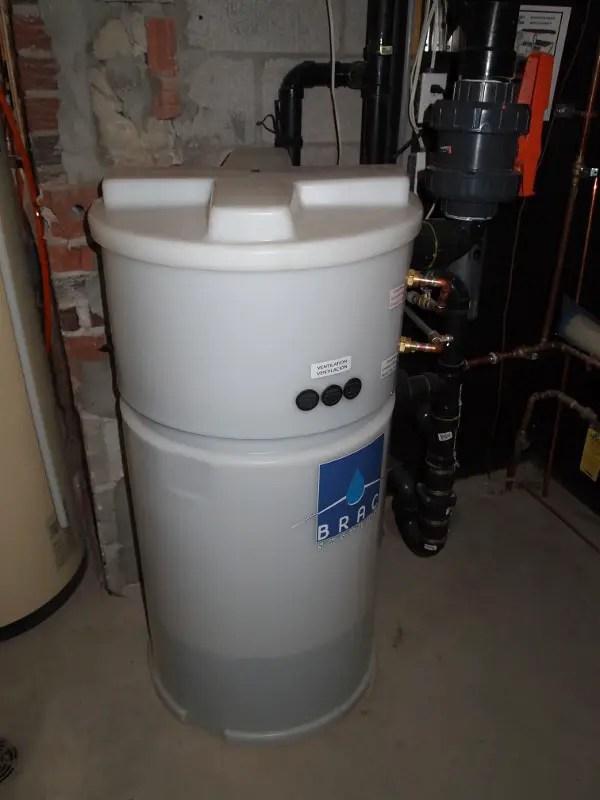 Brac Gray Water Holding Tank