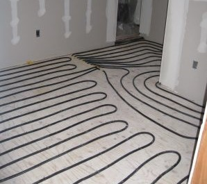 Hydronic Radiant Heat is Beautiful Heat
