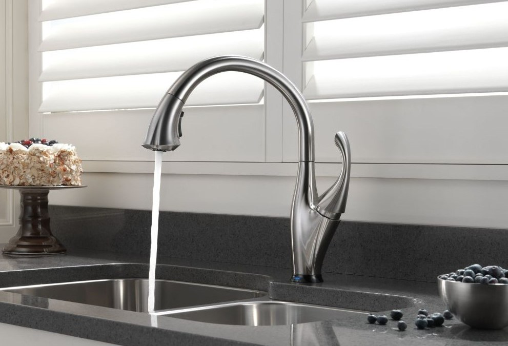 Delta Faucets Offer Great Water Saving Features