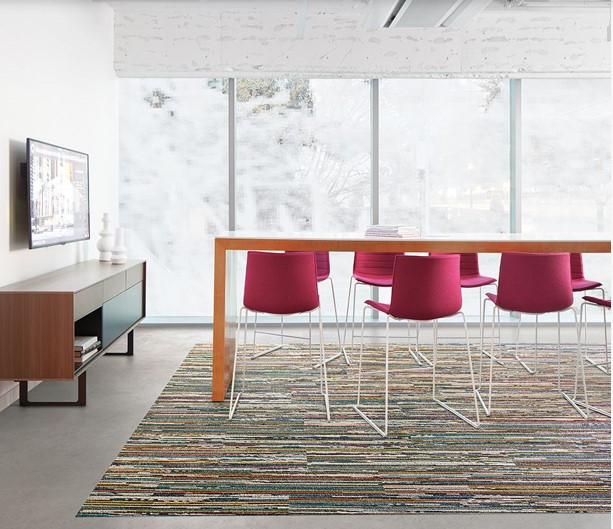 Interface Flooring Strives for Complete Carbon Neutrality by 2020