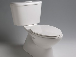 Caroma Sydney Smart Point 8, high efficiency toilet, virtually clogless